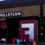 Outside Fullsteam Brewery