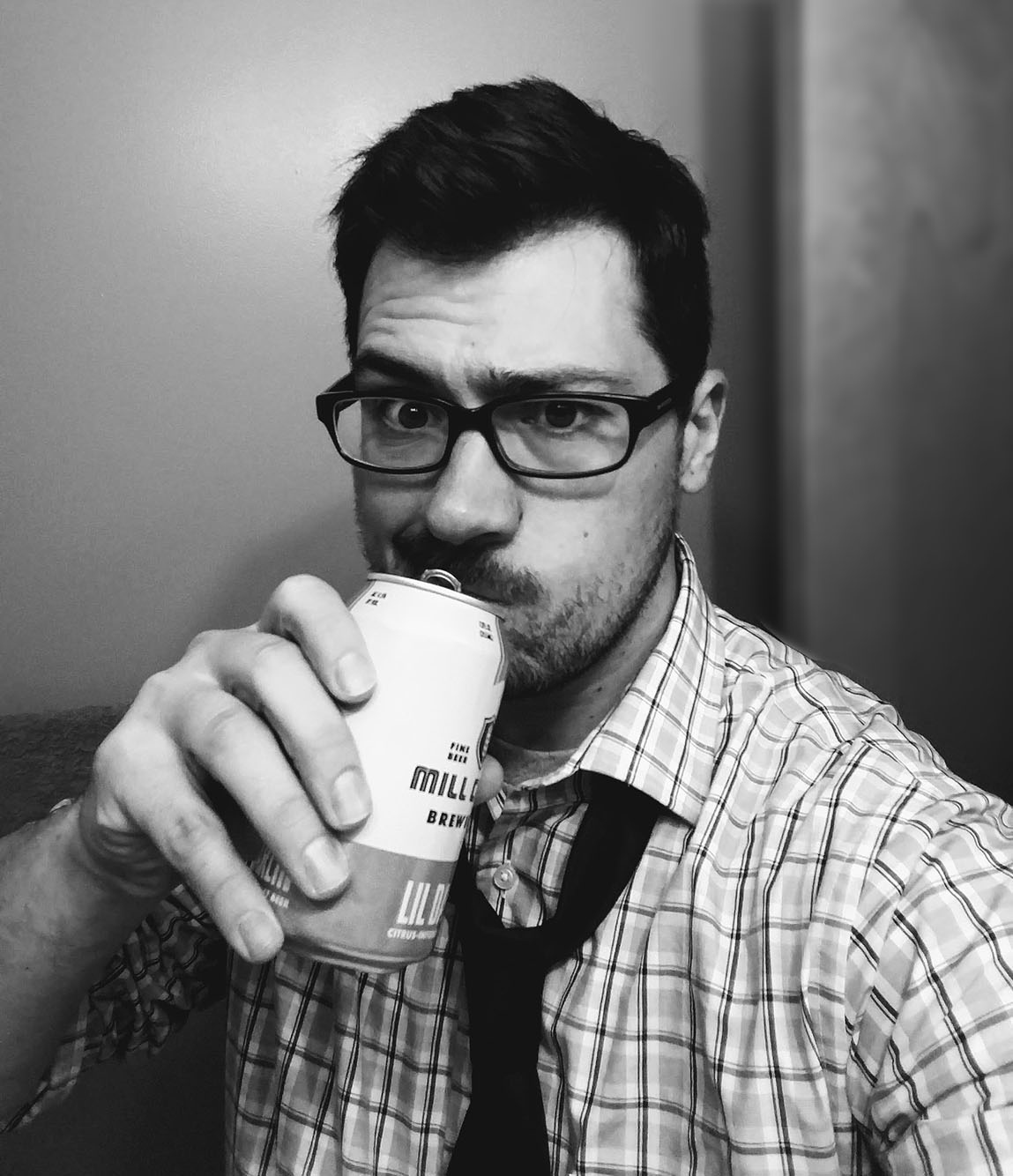 Profile picture of Brewhoppin's Editor-In-Chief Eric Gibson