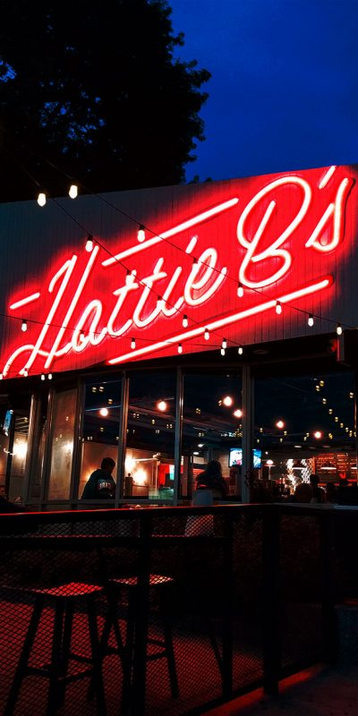 Hattie B's home of Nashville Hot Chicken
