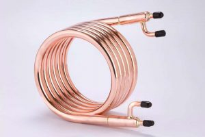The large zChiller counterflow wort chiller