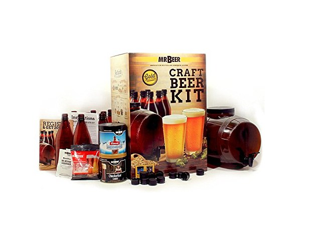 Simple mr. Beer kit